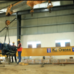 K2 Cranes export EOT Cranes to Middle East Countries.