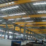 K2 Cranes in Steel Industry
