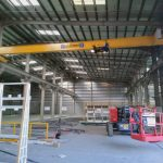 K2 Cranes Exported EOT Crane to Qatar, Middle East