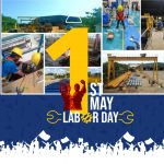 Happy Labour Day 1st May 2021