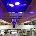 K2's Overhead cranewith spotlightsat the manufacturing facilityof one of the world's leading home appliancecompanies!