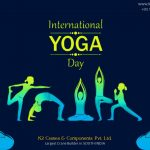 International Yoga Day 2021 Greetings from K2!